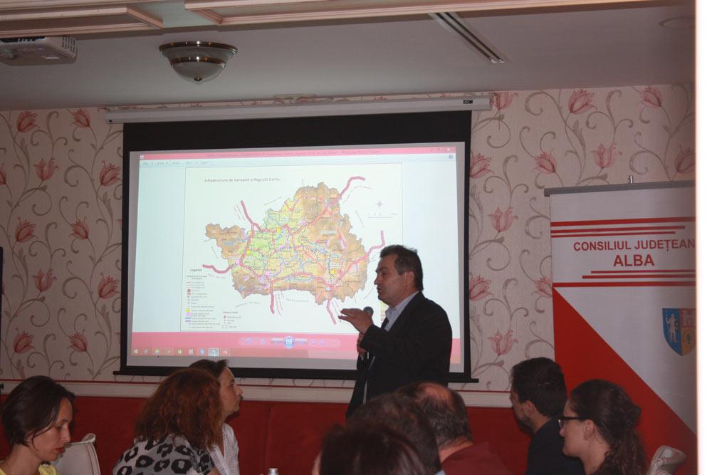 O nouă dezbatere pe tema dezvoltării economice şi forţei de muncă la Sebeş